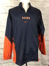 NFL Nike Bears Large Wind Breaker Jacket