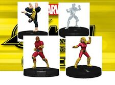 Heroclix Marvel X-Men Xavier's School #017 BEAST, 004, & Generation X 011, 009