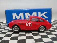 MMK RESIN  FERRARI 250S  RED  #611  1:32 SLOT  NEW OLD STOCK BOXED