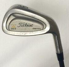 TITLEIST 981 SL 9 IRON 981sl SENIOR A Flex Graphite Ultralite Golf Club