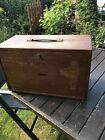Union Engineers wooden 5 Draw Tool box