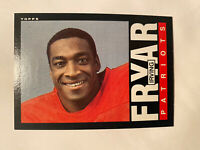1985 Topps Irving Fryar Rookie Card #325 - ** MINT! WOW!! MUST SEE!!! **