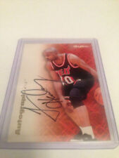 SkyBox Not Autographed 1996-97 Season NBA Basketball Trading Cards