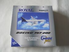 Gemini Jets Royal Boeing 757-200 1:400