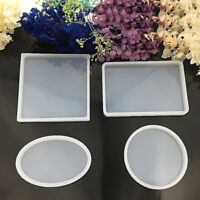 Clear Silicone DIY Making Mould Mold Polymer Clay Resin Casting Craft Jewelry