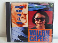 CD ALBUM VALERIE CAPERS Wagner takes the A train GRK715