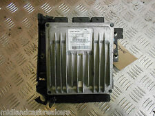 RENAULT MEGANE MK2 2006 1.5 DCI ECU 8200399038 8200513163