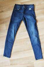 Super Skinny High Jeans von H&M, Gr. 38, blau, TOP Zustand
