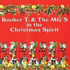 Booker T. & The MG's: In The Christmas Spirit Import, Limited Edition Audio CD
