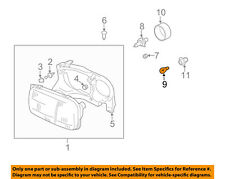 GM OEM-Parking Light Bulb 9428904