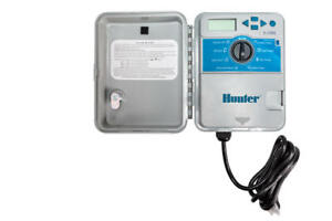 Hunter X-Core 4 Station Irrigation Controller Outdoor