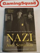Nazi Anti-Semitism - Book Supplied by Gaming Squad