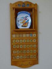 "Winnie the Pooh Calendar Bradford Exchange  ""The Whole Year Through"""