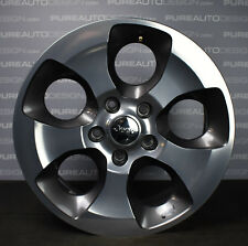 """18"""" Jeep Wrangler Sahara Alloy Wheel DELIVERY MILES ONLY"""