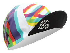 Brand new Cinelli CALEIDO CAP Cycling cap, Italian made Retro fixie