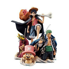 Megahouse x DESKTOP REAL McCOY : ONE PIECE Toy Figure 01 Color NEW