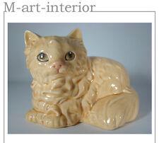 alte Goebel Porzellan Katze Sammler Spardose Porcelain Money Box Cat vintage