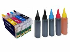 Non-OEM Refillable Ink T126 for EPSON Workfore 435/545/630/633/635/645/845/NX330
