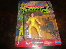 Teenage Mutant Ninja Turtles---April O'Neil---White Shoes/Blue Stripes/1st Issue