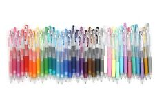 36 Colors Set Pilot Juice 0.5mm Extra Fine point Gel Ink Rollerball Pen