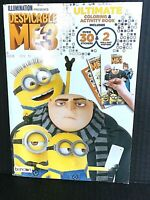 Despicable Me 3 Minion Activity Book With Over 30 Stickers, 2 Posters  - NEW