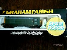 More details for graham farish no 8204class 20 diesel in excellent condition.