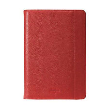 Genuine Kobo eReader Touch 2 Bookstyle Leather Case Wallet Red Kb-k1l-2312r-int