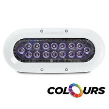 Ocean LED X16 X-Series XTREME Marine Boat Underwater Light Multi Colours 012311C
