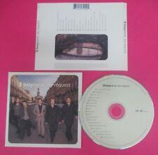 CD BOYZONE By request 1999 Eu UNIVERSAL 547 404-2 no lp mc dvd (CS25)