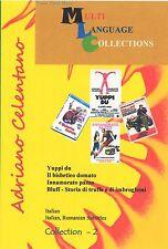 Adriano Celentano 4 movies DVD Collection 2. Italiano. English Subtitles