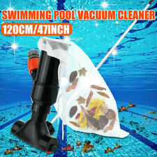 More details for 120cm swimming pool vacuum cleaner cleaning tool spa pond pool fountain outdoor