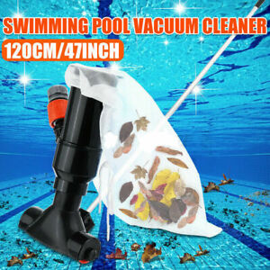 120CM Swimming Pool Vacuum Cleaner Cleaning Tool Spa Pond Pool Fountain Outdoor