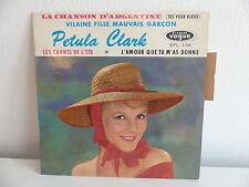 PETULA CLARK La chanson d Argentine EPL 8045