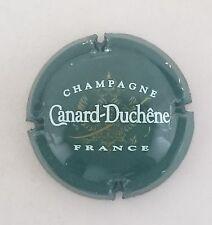 capsule champagne CANARD DUCHENE n°75 vert