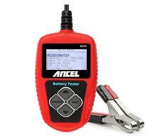 540200400 Tester misuratore Verifica Batteria Auto Barca Camper Moto 12 Vol PP