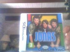 Jonas jeu 3 DS
