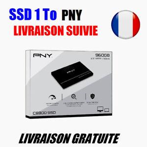 SSD 1To PNY (960Go) - Livraison Gratuite 🇫🇷