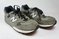 New Balance 999 Gray Purple Shoe Sneaker ML999GP Mens Size 10