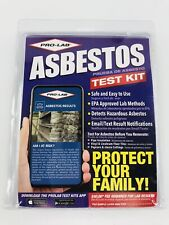 Pro-Lab Asbestos Test Kit - EPA Approved - Do It Yourself