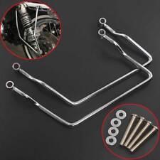 7.48'' 19cm Saddlebag Support Bar Bracket For Honda Shadow VT600 VLX Boulevard