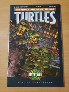 Teenage Mutant Ninja Turtles #50 ~ NEAR MINT NM ~ 1992 Mirage Comics