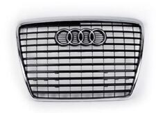 New Genuine AUDI A4/S4 Front Bumper Radiator Grill Gloss Black 4F0853651ANT94