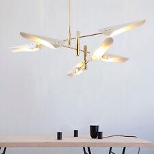 Modern 4/6 Lights Chandeliers Pendant Light Industrial Metal Ceiling Fixtures