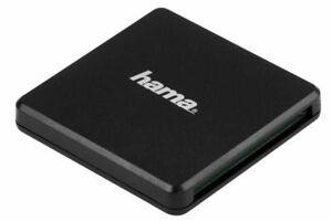 Hama 124022 Kartenleser USB 3.0 schwarz Kartenleser
