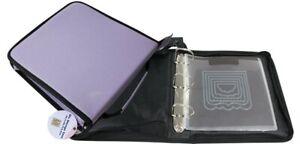 Aufbewahrungsmappe für Stanzschablonen inkl. 5 Magnetbögen Nellie Snellen EFC003