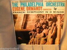 The Philadelphia Orchestra Franck: Symphony in D Minor