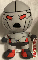 "New Transformers Megatron Plush Stuffed Toy NEW w/ Tag 12"" Authentic.  Licensed."