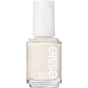 essie nail polish marshmallow sheer white nail polish 0.46 fl oz