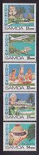 1981 Samoa Tourism - MUH Complete Set