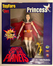 2002 DIAMOND SELECT TOYFARE EXCLUSIVE BATTLE OF THE PLANETS PRINCESS FIGURE SET